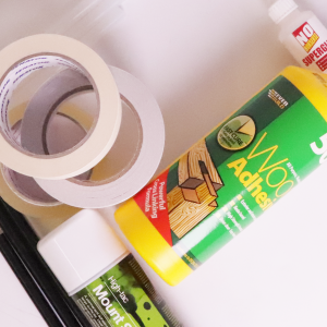 Tape and Adhesives